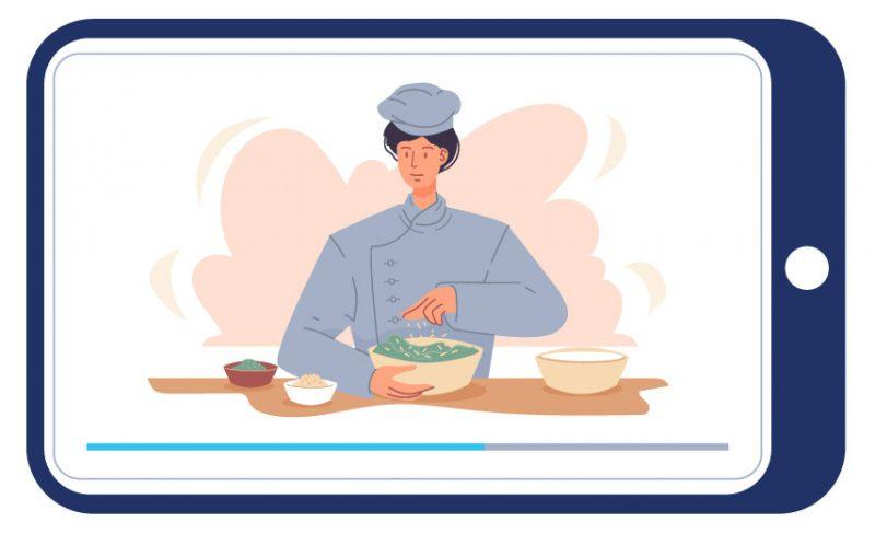 FAZÉKBA! online főzőtanfolyam